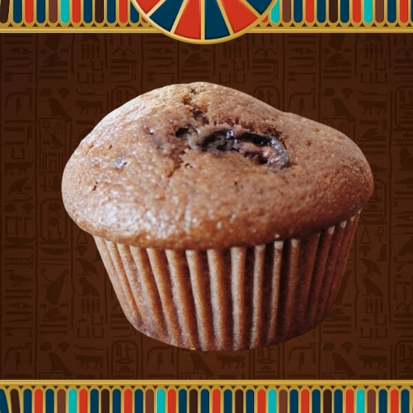 Black Forest Muffin