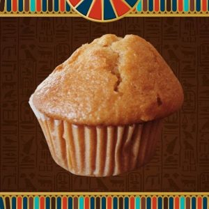 Plain Vanilla Muffin